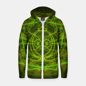 Thumbnail image of Camo3pO Zip up hoodie, Live Heroes