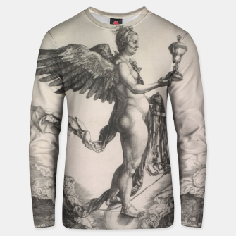 Thumbnail image of Quest Unisex sweater, Live Heroes