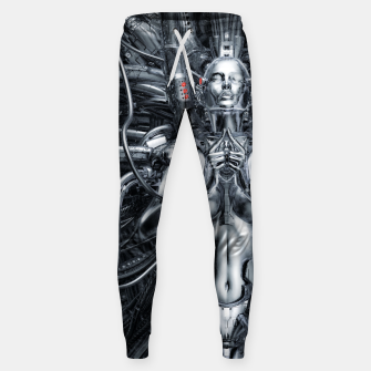 Miniatur Maiden In The Machine Sweatpants, Live Heroes