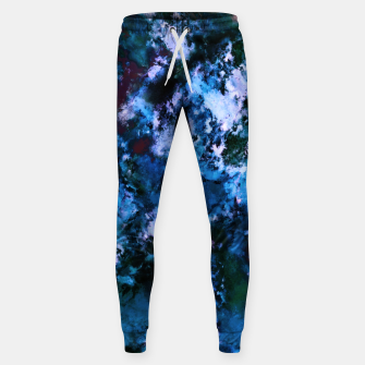 Thumbnail image of Smouldering blue Sweatpants, Live Heroes