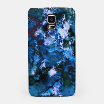 Thumbnail image of Smouldering blue Samsung Case, Live Heroes