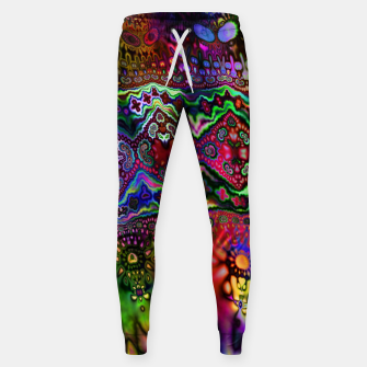 Thumbnail image of Rainbow Tapestry Sweatpants, Live Heroes