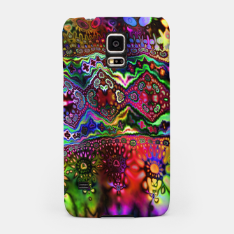 Miniatur Rainbow Tapestry Samsung Case, Live Heroes