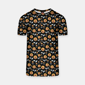 Thumbnail image of Sunflowers T-shirt, Live Heroes