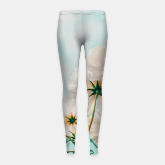 Thumbnail image of Fiona Girl's leggings, Live Heroes