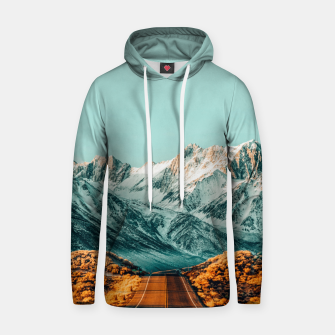 Thumbnail image of The Road Less Traveled Hoodie, Live Heroes