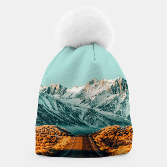 Thumbnail image of The Road Less Traveled Beanie, Live Heroes
