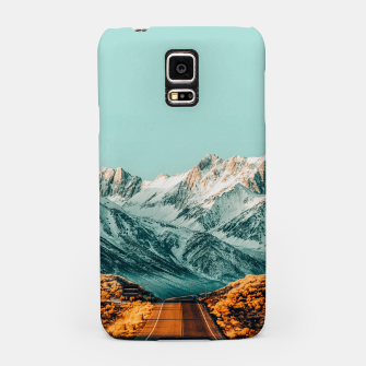 Thumbnail image of The Road Less Traveled Samsung Case, Live Heroes