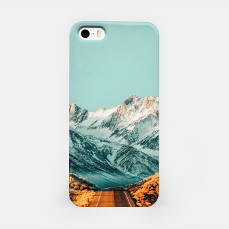 Thumbnail image of The Road Less Traveled iPhone Case, Live Heroes