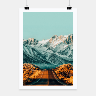 Miniatur The Road Less Traveled Poster, Live Heroes