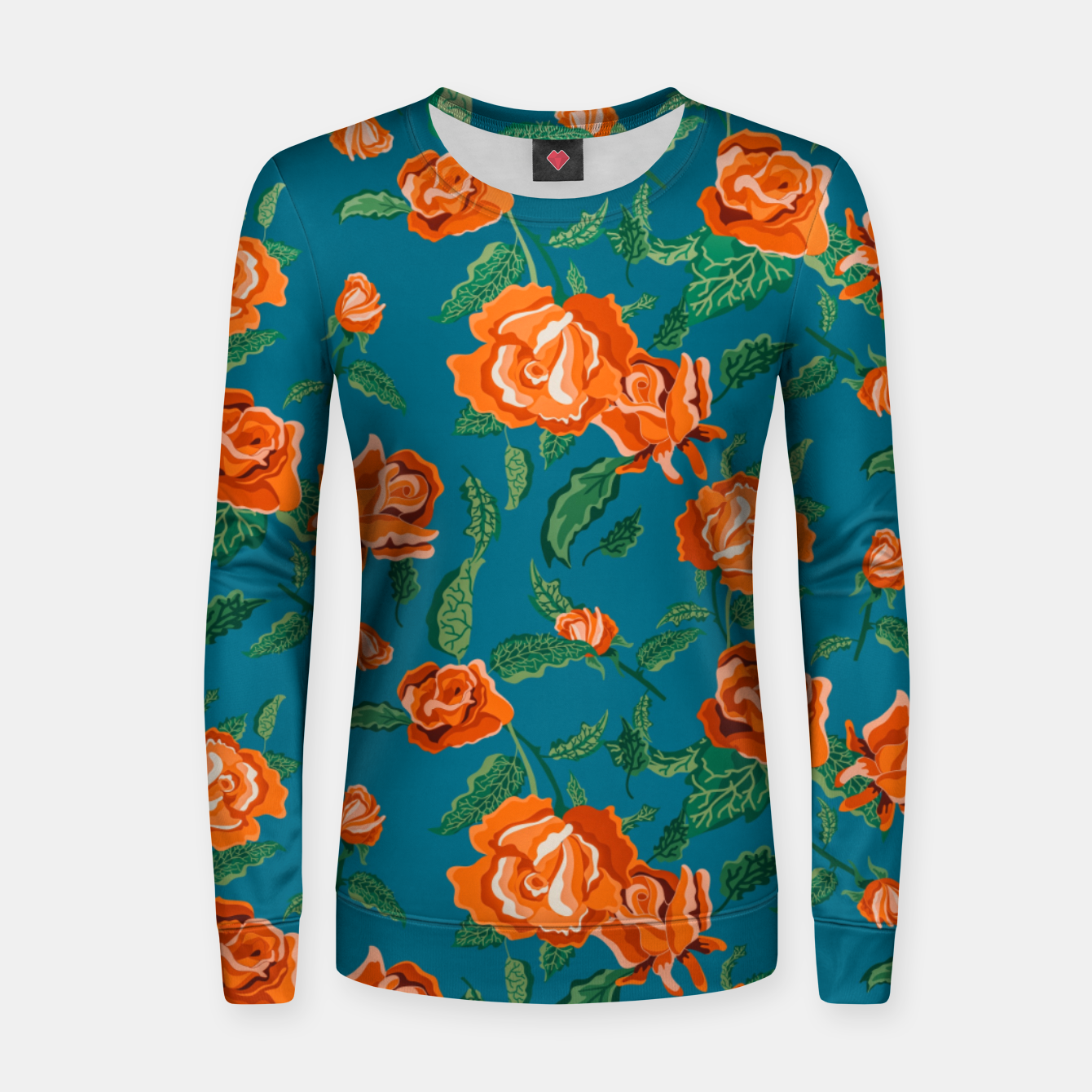 Image of Rosalie Women sweater - Live Heroes