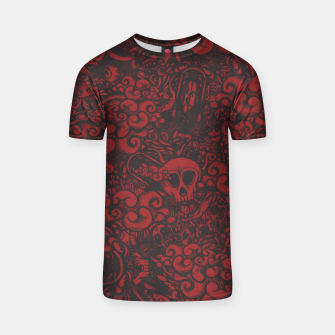 Red Doodle T-shirt thumbnail image