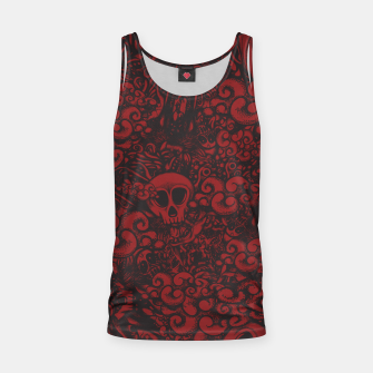 Red Doodle Tank Top thumbnail image