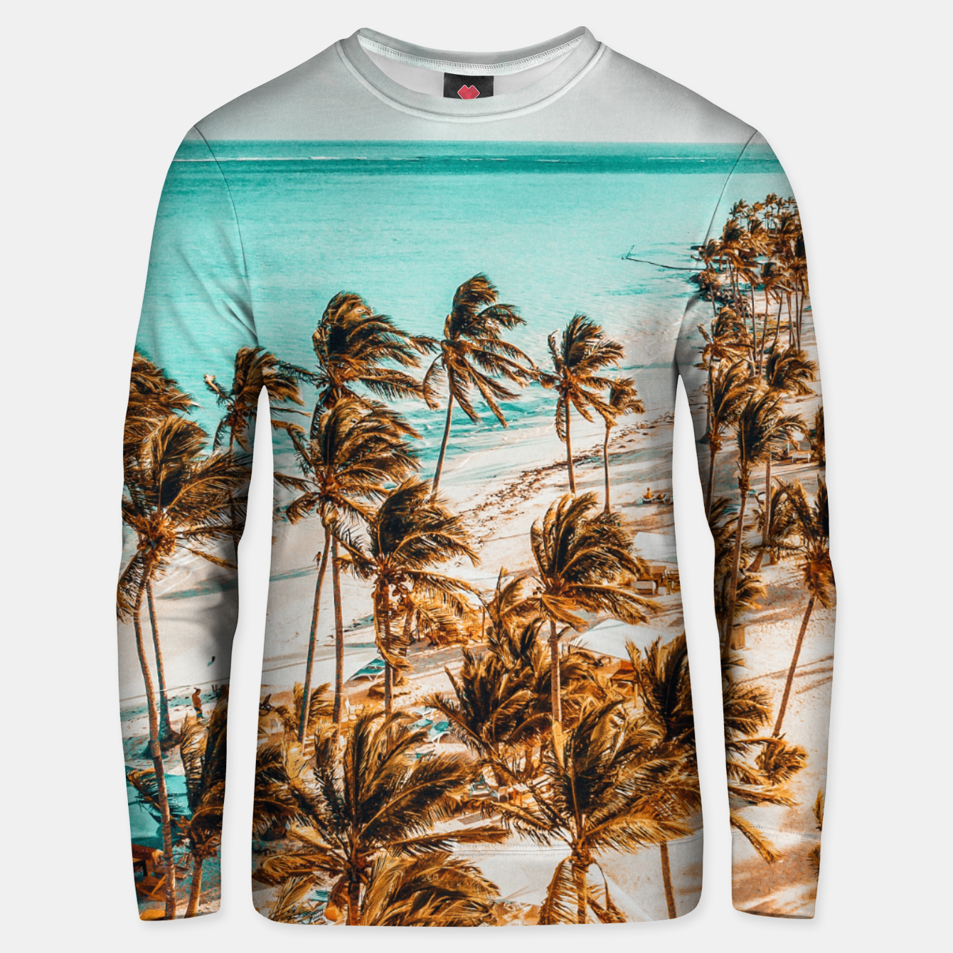 Image of Beach Life Unisex sweater - Live Heroes