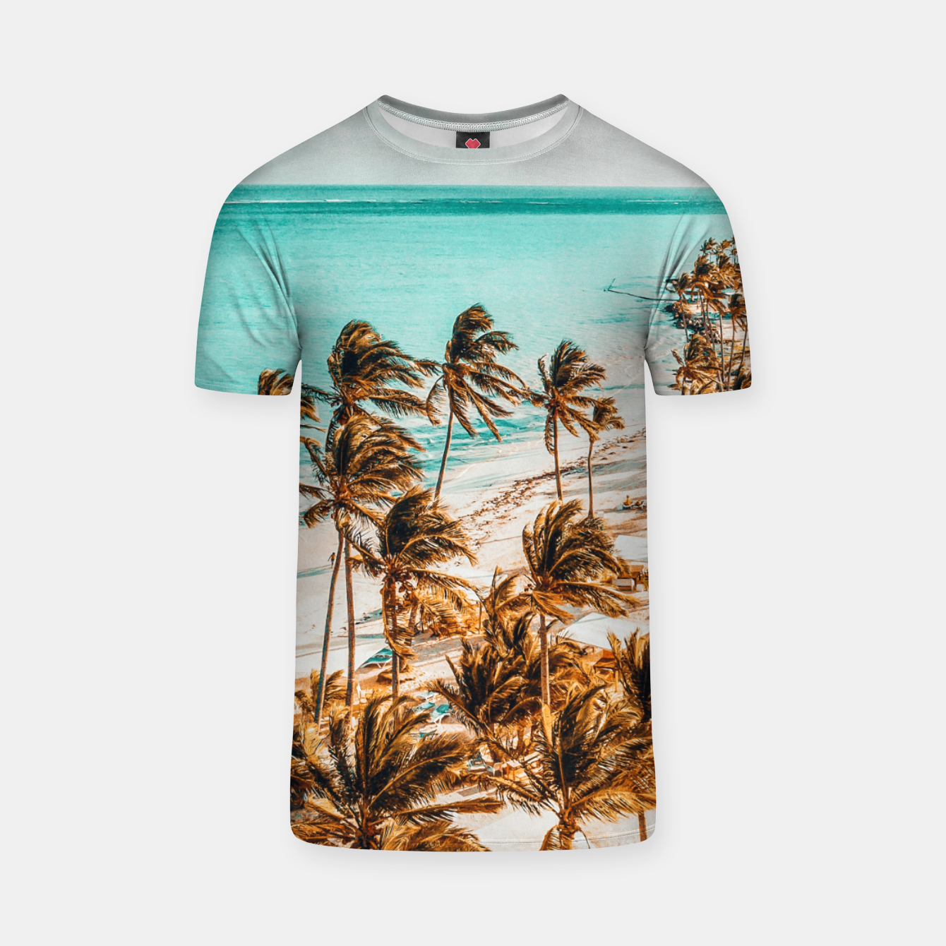Image of Beach Life T-shirt - Live Heroes