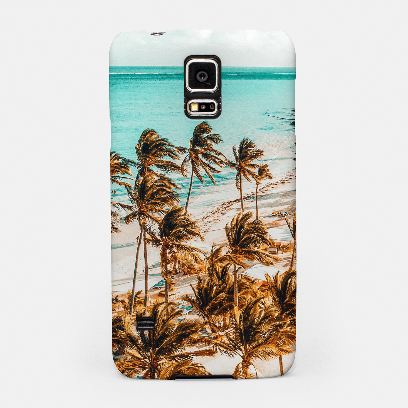 Image of Beach Life Samsung Case - Live Heroes