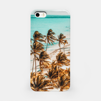Miniatur Beach Life iPhone Case, Live Heroes