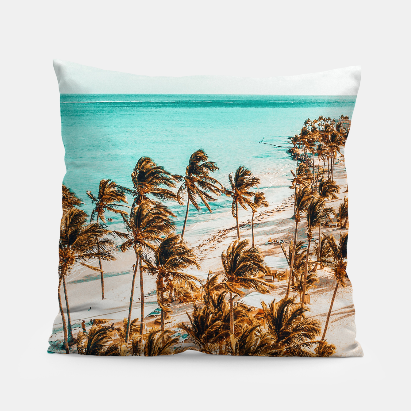Image of Beach Life Pillow - Live Heroes