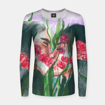 Thumbnail image of Mother nature Women sweater, Live Heroes