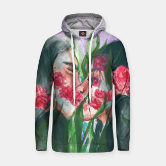 Thumbnail image of Mother nature Hoodie, Live Heroes