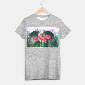 Thumbnail image of Mother nature T-shirt regular, Live Heroes