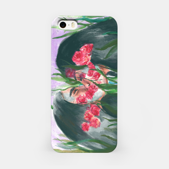Miniatur Mother nature iPhone Case, Live Heroes