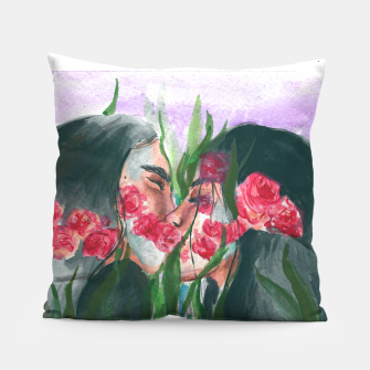 Miniatur Mother nature Pillow, Live Heroes