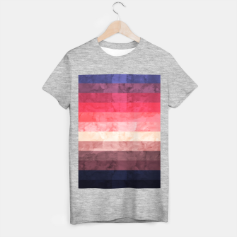 Thumbnail image of Watercolor landscape T-shirt regular, Live Heroes