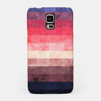 Thumbnail image of Watercolor landscape Samsung Case, Live Heroes