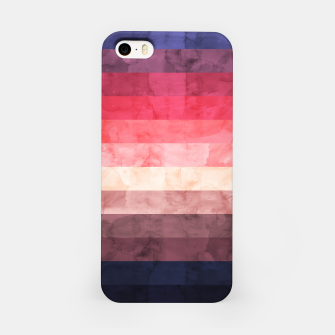 Imagen en miniatura de Watercolor landscape iPhone Case, Live Heroes