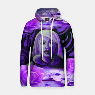 Thumbnail image of SUMMER IS PURPLE hoodie, Live Heroes