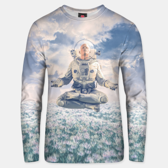 Miniatur Dreamer In The Field Unisex sweater, Live Heroes