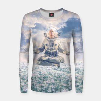 Miniatur Dreamer In The Field Women sweater, Live Heroes