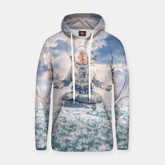 Thumbnail image of Dreamer In The Field Hoodie, Live Heroes
