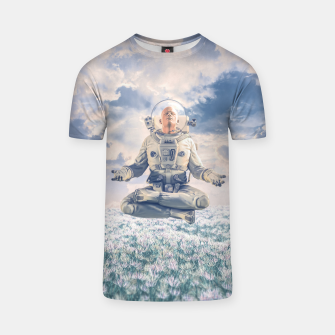 Thumbnail image of Dreamer In The Field T-shirt, Live Heroes