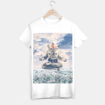Miniatur Dreamer In The Field T-shirt regular, Live Heroes