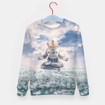 Miniatur Dreamer In The Field Kid's sweater, Live Heroes