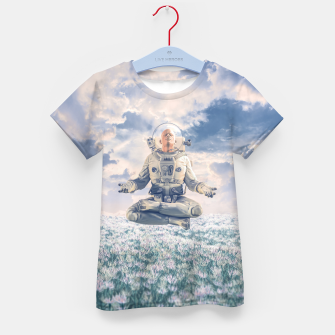 Thumbnail image of Dreamer In The Field Kid's t-shirt, Live Heroes