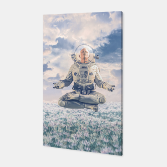 Thumbnail image of Dreamer In The Field Canvas, Live Heroes