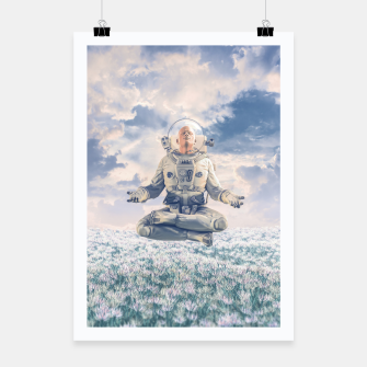 Thumbnail image of Dreamer In The Field Poster, Live Heroes