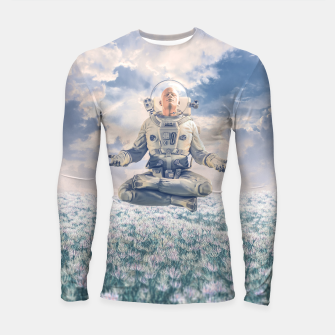 Thumbnail image of Dreamer In The Field Longsleeve rashguard , Live Heroes