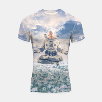 Miniatur Dreamer In The Field Shortsleeve rashguard, Live Heroes