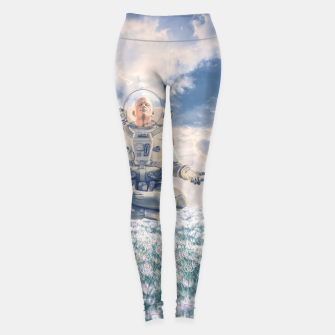 Thumbnail image of Dreamer In The Field Leggings, Live Heroes