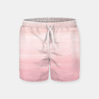 Miniaturka Blush Watercolor Abstract Minimalism #1 #minimal #painting #decor #art  Badeshorts, Live Heroes