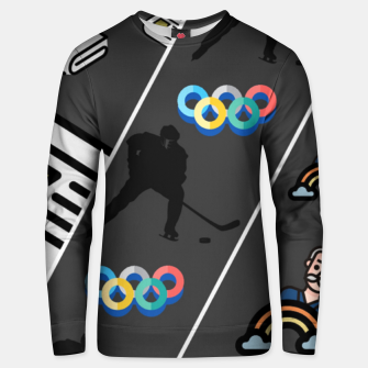 Thumbnail image of олимп Unisex sweater, Live Heroes