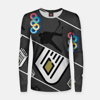 Thumbnail image of олимп Women sweater, Live Heroes