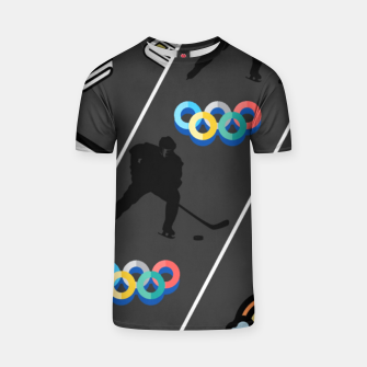 Thumbnail image of олимп T-shirt, Live Heroes