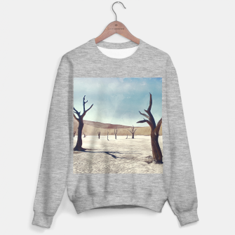 deadvlei desert trees acrfn Sweater regular miniature