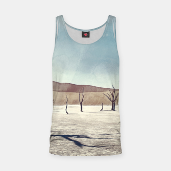 deadvlei desert trees acrfn Tank Top miniature
