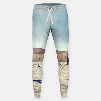 deadvlei desert trees acrfn Sweatpants thumbnail image